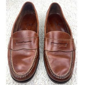 Cole Haan Douglas Leather Penny Loafers 👞 10M